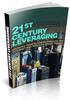 Thumbnail 21st Century Leveraging