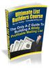 Thumbnail Ultimate List Builders Course