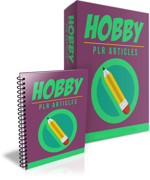Product picture 10 Hobby PLR Articles - Crocheting, Growing Herbs, Hike...
